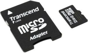 как выбрать microSD для гаджета