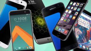 смартфоны с высокой автономностью